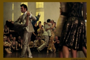 Gold Milonga